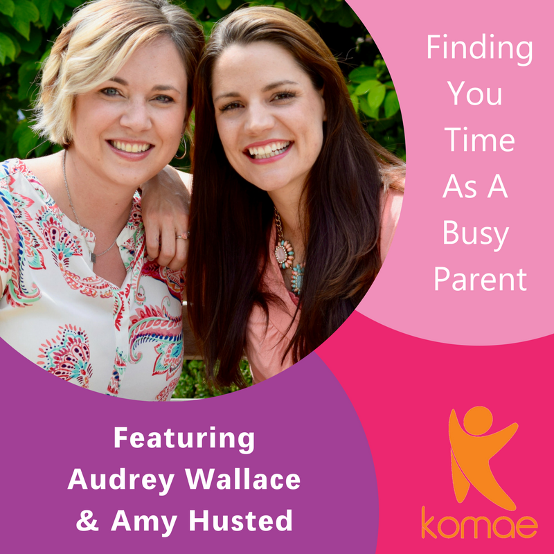 Audrey Wallace & Amy Husted, Komae, Megan Hall , The Inspired Women Podcast