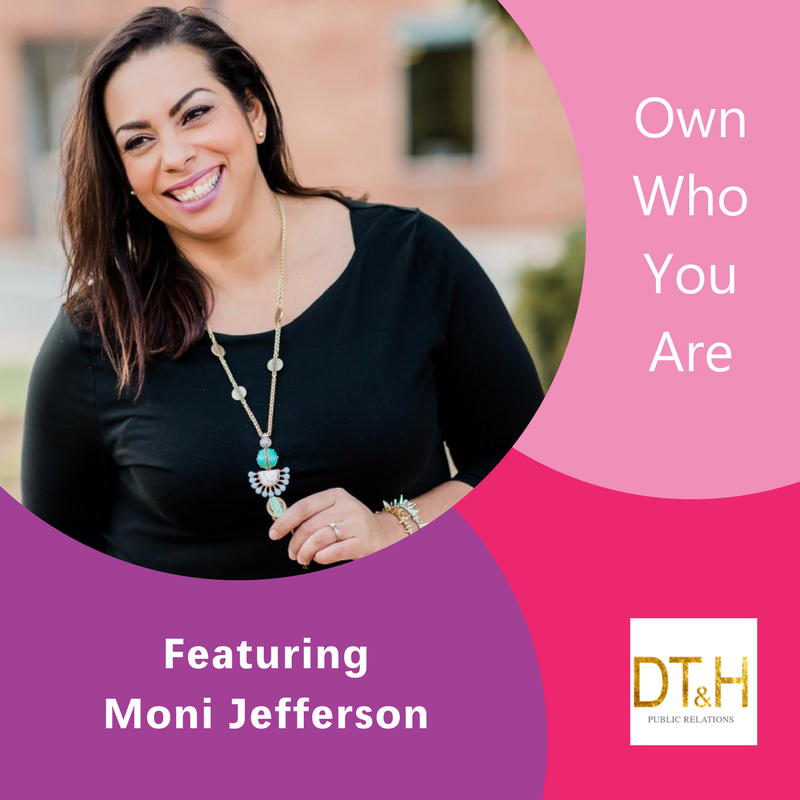 Moni Jefferson, The Official Milspouse Creative, The Inspired Women Podcast, Megan Hall