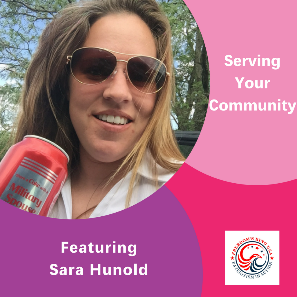 Serving Your Community, Sara Hunold, The Inspired Women Podcast