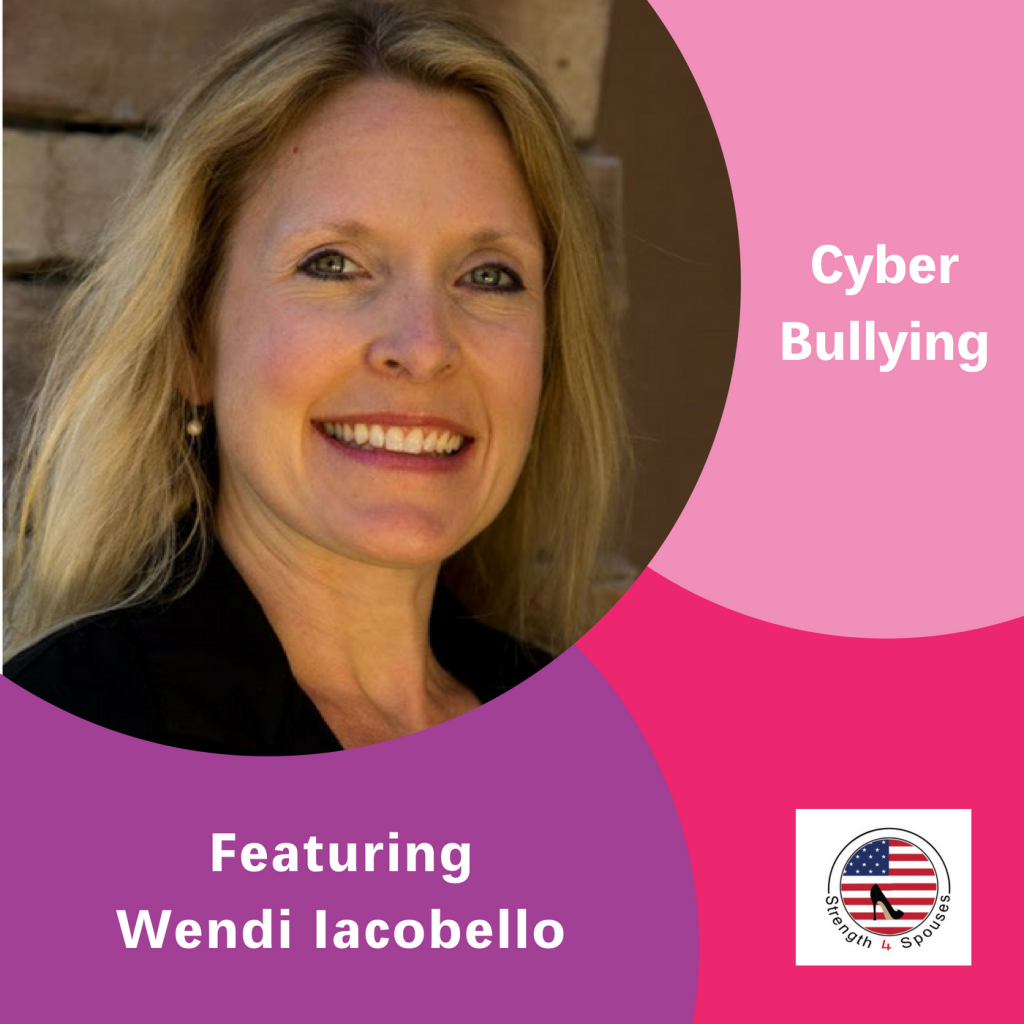 Wendi Iacobello, The Inspired Women Podcast, Cyber Bullying