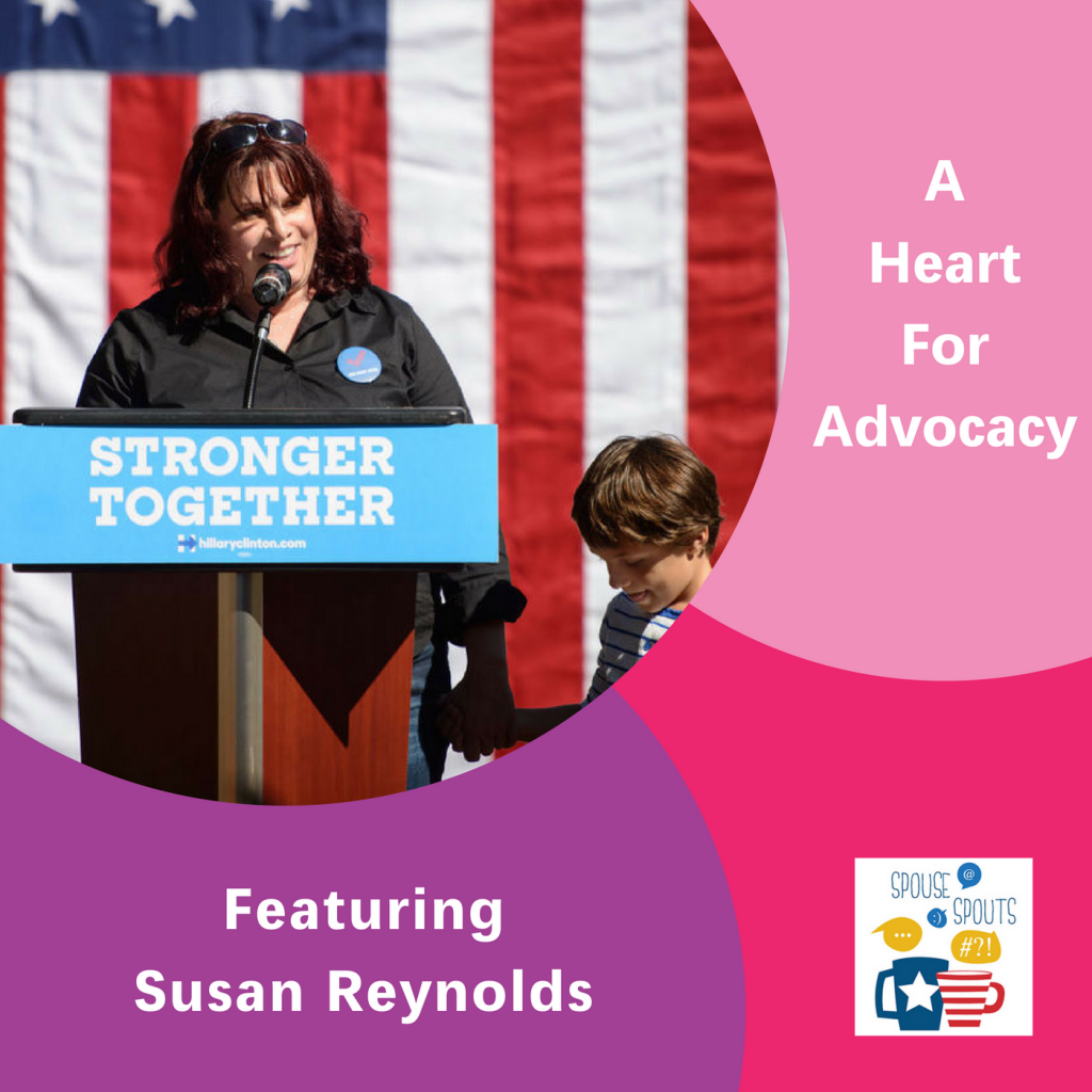 Susan Reynolds, The Inspired Women Podcast, Susan Reynolds