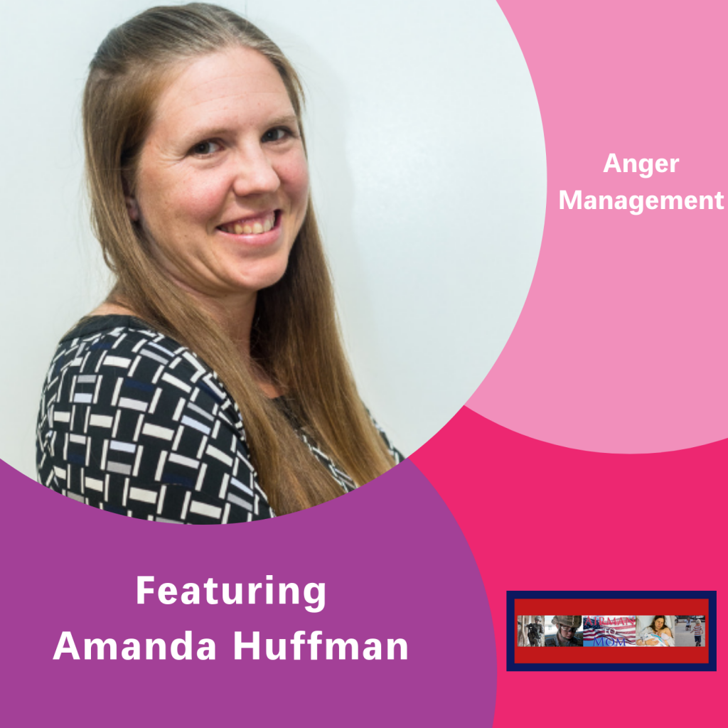 Amanda Huffman, The Inspired Women Podcast, Anger Management
