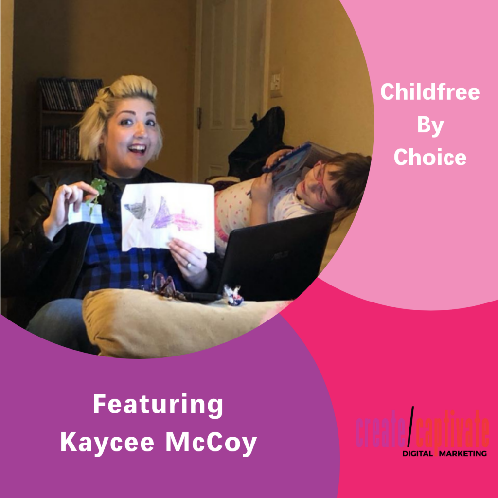 Kaycee McCoy, Childfree by choice, The Inspired Women Podcast