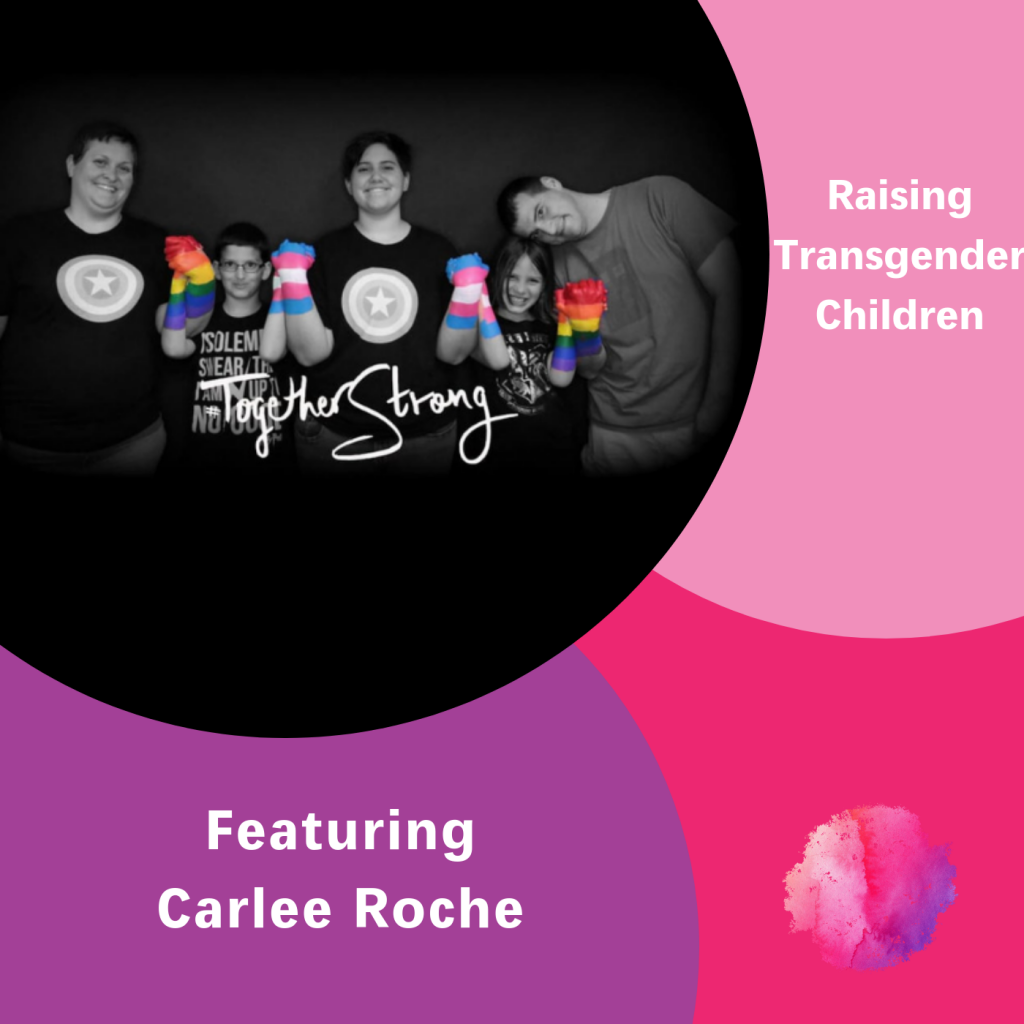 Carlee Roche, Raising Transgender Children, The Inspired Women Podcast