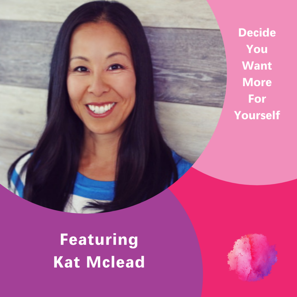 Kat Mclead, The Inspired Women Podcast