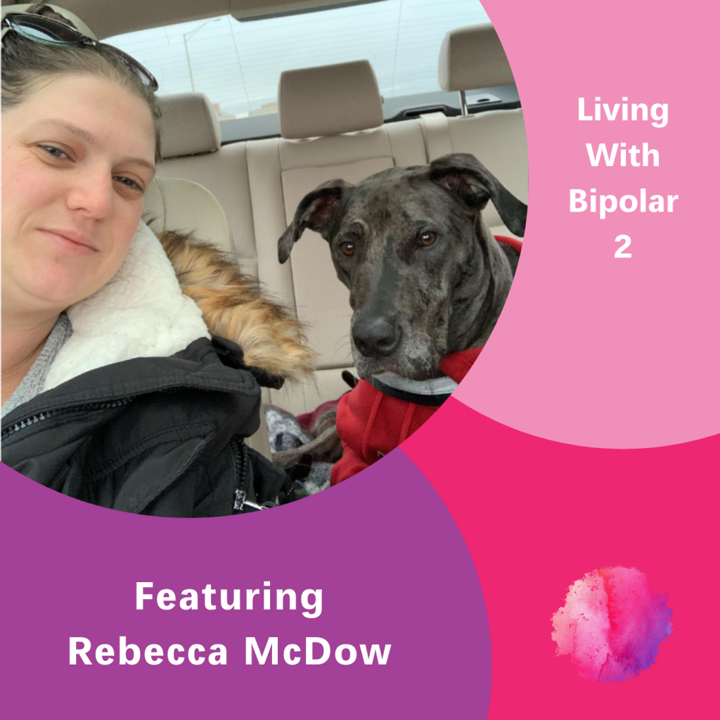 Living with bipolar 2, The Inspired Women Podcast, Megan Hall