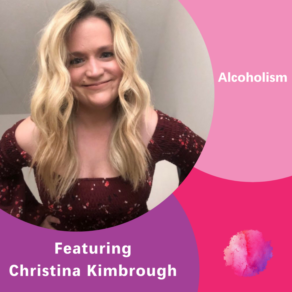 Alcoholism, The Inspired Women Podcast, Christina Kimbrough
